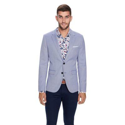 Fashion 4 Men - yd. Wynn Blazer Navy 2 Xs