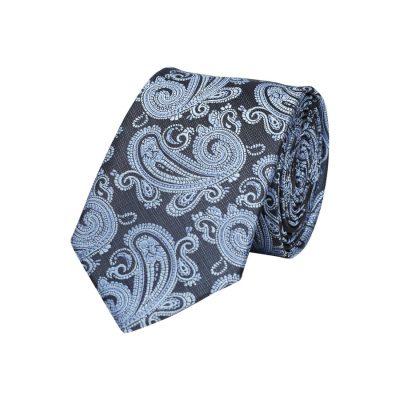 Fashion 4 Men - yd. Antonio 6.5 Cm Tie Blue One