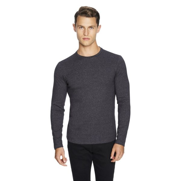 Fashion 4 Men - yd. Arnold Muscle Fit Top Charcoal S