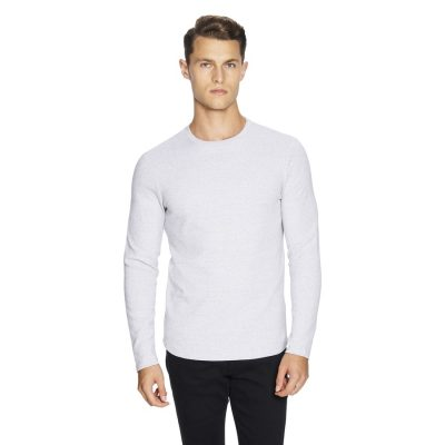 Fashion 4 Men - yd. Arnold Muscle Fit Top Grey 3 Xl