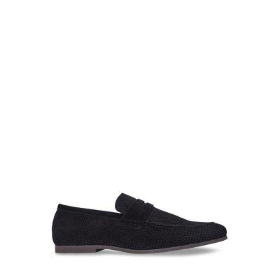 Fashion 4 Men - yd. Bredd Loafer Black 11