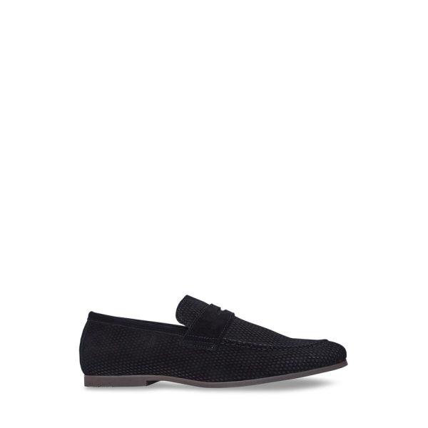 Fashion 4 Men - yd. Bredd Loafer Black 8