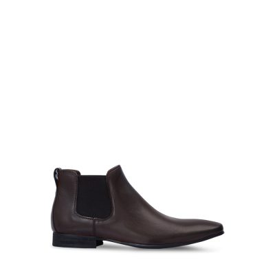 Fashion 4 Men - yd. Champ Chelsea Boot Chocolate 6