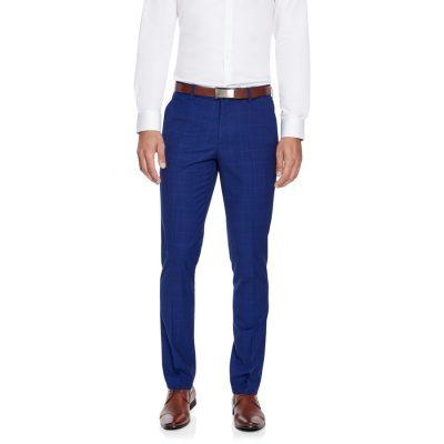 Fashion 4 Men - yd. Marshall Skinny Dress Pant Blue 36