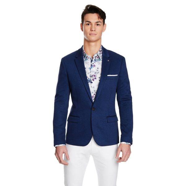 Fashion 4 Men - yd. Maximus Blazer Cobalt 2 Xs
