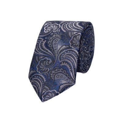 Fashion 4 Men - yd. Richie Paisley 6.5 Cm Tie Navy/Black One
