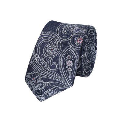 Fashion 4 Men - yd. Tahoe Paisley 6.5 Cm Tie Ink One