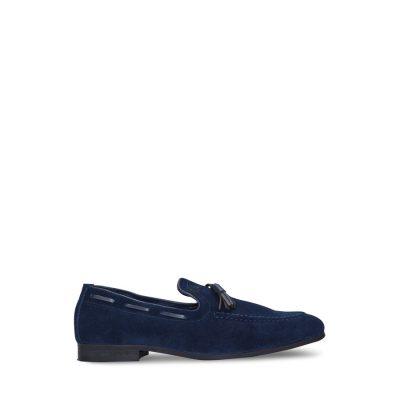 Fashion 4 Men - yd. Vinci Loafer Navy 12