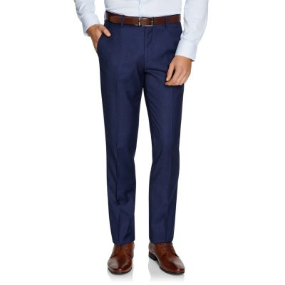 Fashion 4 Men - yd. Wraith Slim Pant Oxford Navy 32