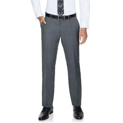 Fashion 4 Men - Tarocash Pierce Stretch Pant Silver 30