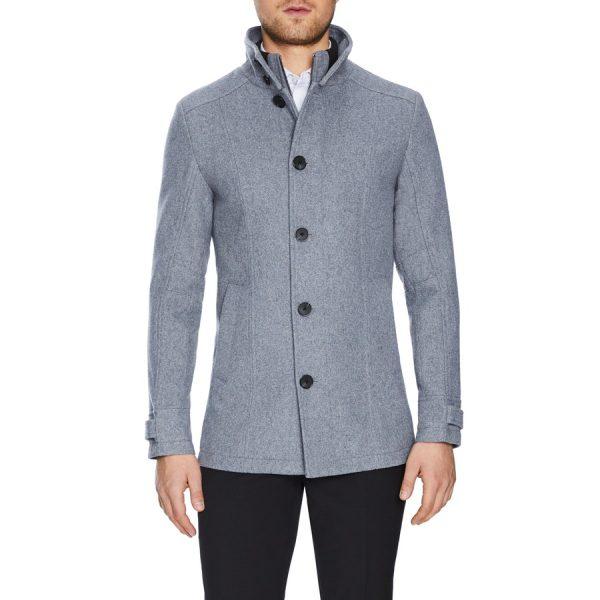 Fashion 4 Men - Tarocash Stoneham Dress Jacket Grey Xxl
