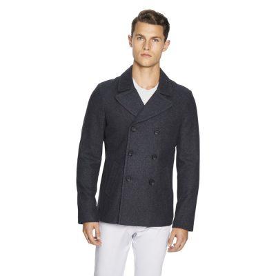 Fashion 4 Men - yd. Axel Melton Jacket Charcoal Xxxl