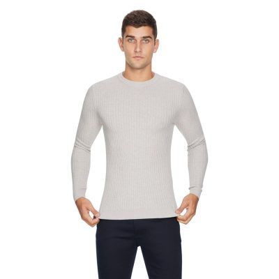 Fashion 4 Men - yd. Bruno Muscle Fit Latte S