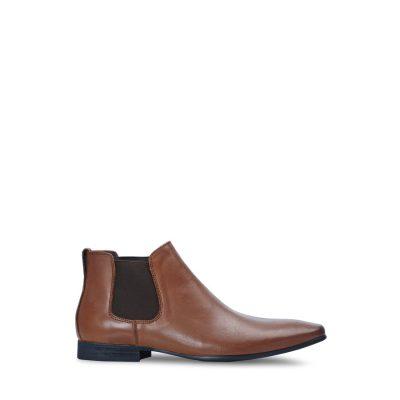 Fashion 4 Men - yd. Champ Chelsea Boot Whiskey 10