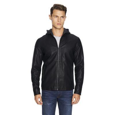 Fashion 4 Men - yd. Fonz Biker Jacket Black L