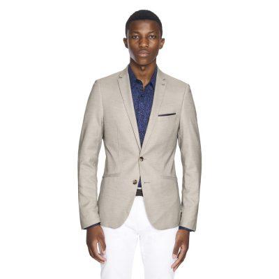 Fashion 4 Men - yd. Getty Blazer Latte 2 Xs