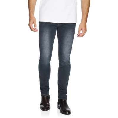 Fashion 4 Men - yd. Gino Skinny Jean Smoke 30