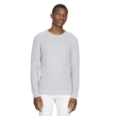 Fashion 4 Men - yd. Jayce Crew Neck Grey S