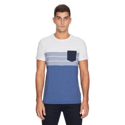 Fashion 4 Men - yd. Jays Tee Blue Xl