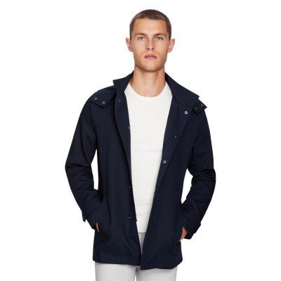 Fashion 4 Men - yd. Mario Jacket Navy 3 Xs
