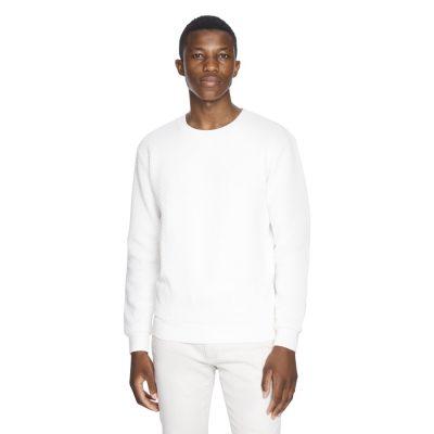 Fashion 4 Men - yd. Torino Textured Top White 2 Xs