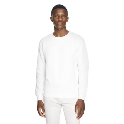 Fashion 4 Men - yd. Torino Textured Top White 3 Xl