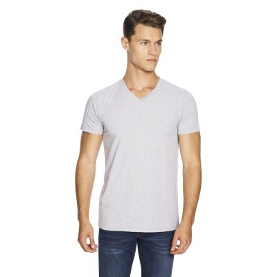 Fashion 4 Men - yd. Vinton Tee Grey Marle Xl