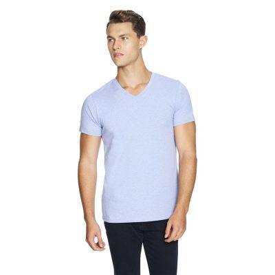 Fashion 4 Men - yd. Vinton Tee Light Blue 2 Xs