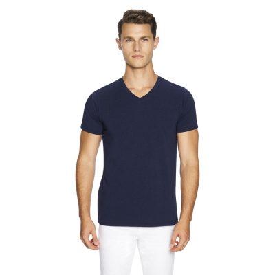 Fashion 4 Men - yd. Vinton Tee Midnight Blue 2 Xl