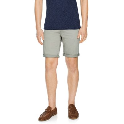 Fashion 4 Men - Tarocash Benji Stretch Short Pebble 34