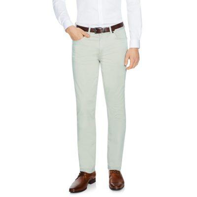 Fashion 4 Men - Tarocash Benny Stretch 5 Pkt Pant Stone 36