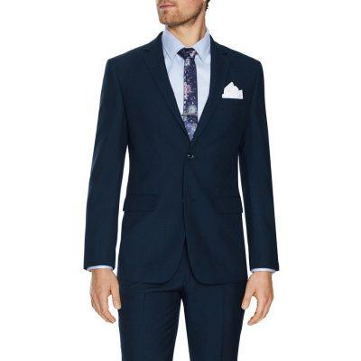 Fashion 4 Men - Tarocash Carrey 2 Button Suit Navy 48