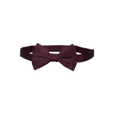 Fashion 4 Men - Tarocash Essential Bow Tie Burgundy 1