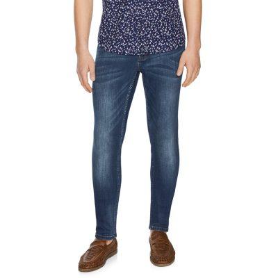 Fashion 4 Men - Tarocash Flex Slim Jean Blue 30