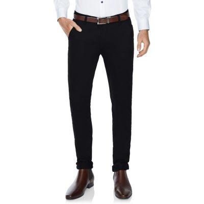 Fashion 4 Men - Tarocash Joel Skinny Pant Black 28