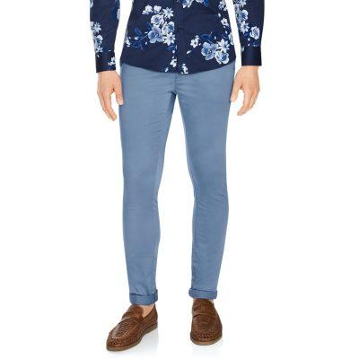 Fashion 4 Men - Tarocash Joel Skinny Pant Sky 34