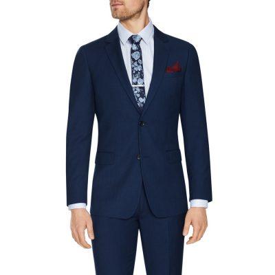 Fashion 4 Men - Tarocash Rochford Slim 2 Button Suit Blue 38