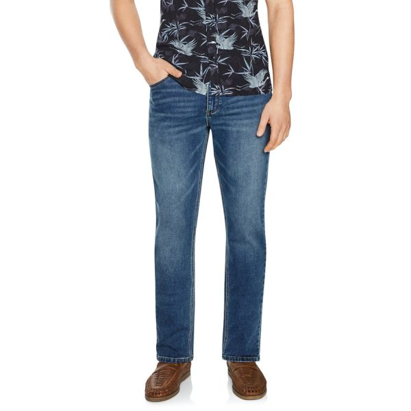 Fashion 4 Men - Tarocash Simmons Regular Jean Blue 35