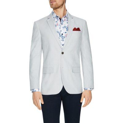 Fashion 4 Men - Tarocash Topanga Blazer Ice Xl