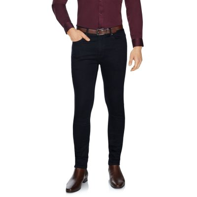 Fashion 4 Men - Tarocash Ultimate Skinny Jean Black 36