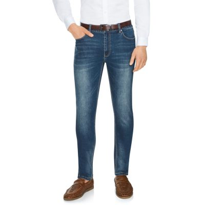 Fashion 4 Men - Tarocash Ultimate Slim Jean Blue 34
