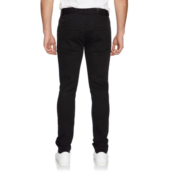 Fashion 4 Men - yd. Bones Skinny Jean Black 32