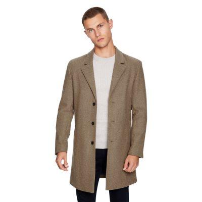 Fashion 4 Men - yd. Brandon Duster Jacket Biscuit Xxl