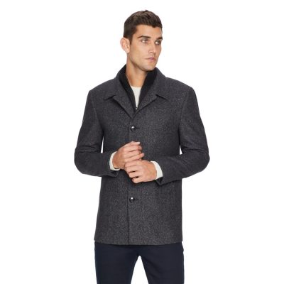 Fashion 4 Men - yd. Chester Jacket Charcoal Xxxl