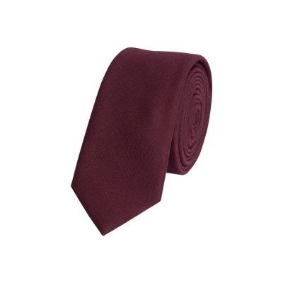 Fashion 4 Men - yd. College 5 Cm Tie Burgundy One