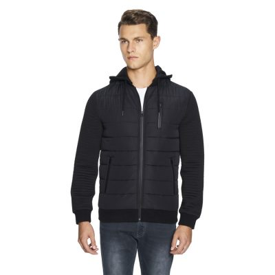 Fashion 4 Men - yd. Manford Jacket Black Xs