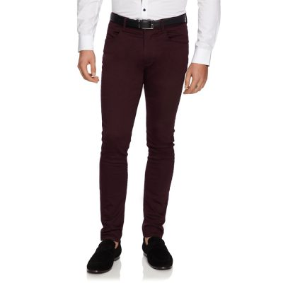 Fashion 4 Men - yd. Nicol Chino Port 32