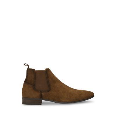 Fashion 4 Men - yd. Wayne Chelsea Boot Tobacco 6