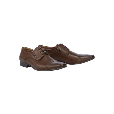 Fashion 4 Men - Tarocash Whiskey Lace Up Shoe Cognac 8