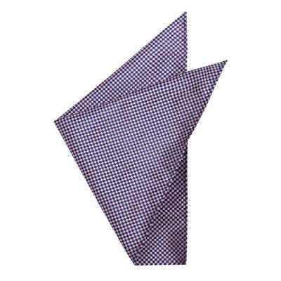 Fashion 4 Men - yd. Henry Pocket Square Pink One